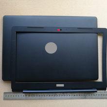 Novo portátil caso superior lcd capa traseira para dell latitude 3590 l3590 ap250000100 dpn 0r844y preto