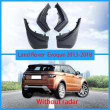 Auto mudguards  For Land Rover Evoque car mud Flaps splash guards Fenders in 2013-2018