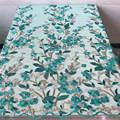 WQW) горячая Распродажа Высококачественная нигерийская сетчатая кружевная ткань для свадебной вечеринки Африканский нигерийский тюль, круж...