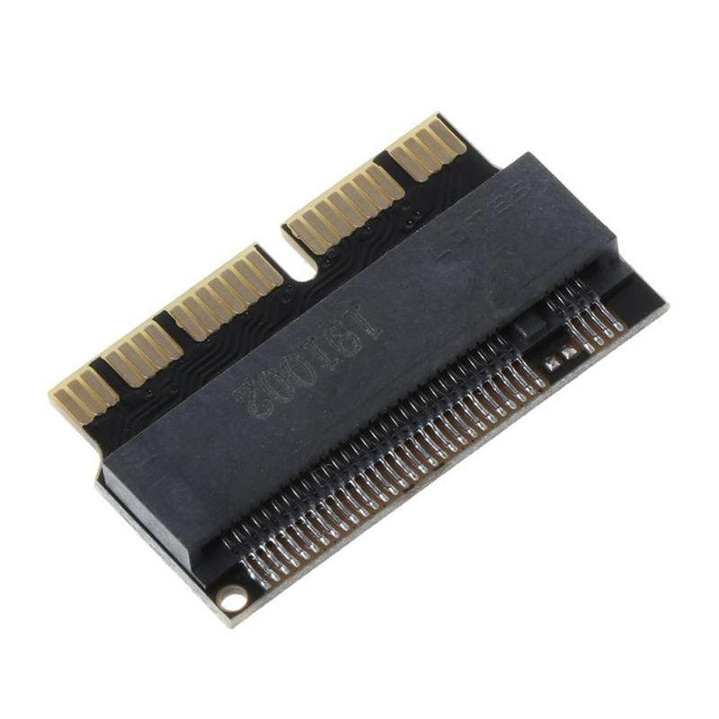 M2 NVMe PCIe M.2 NGFF To USB3.0 SSD HDD Adapter Card For Macbook Air Pro 2013 2014 2015 A1465 A1466 A1502 A1398 Laptop image