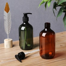 300/500ml Bad Tragbare Seife Spender Lotion Shampoo Dusche Gel Halter Seife Dispenser Leere Bad Pumpe Flasche Home