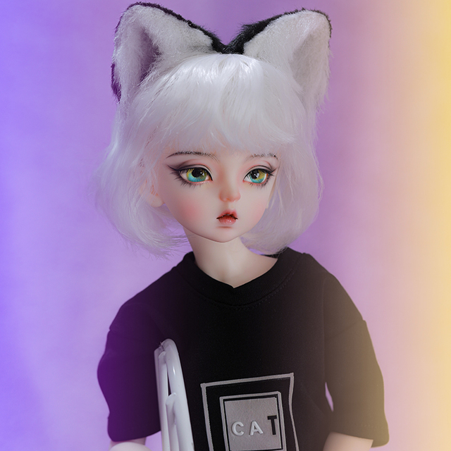 Shuga Fairy 1/4 BJD Doll Nay Resin dolls full set Ball jointed doll Toys for Kids Girls Surprise Gift dropshipping 2020