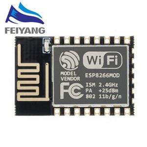 Image 5 - 10PCS ESP8266 ESP 01 ESP 01S ESP 07 ESP 12 ESP 12E ESP 12F serial WIFI wireless module wireless transceiver 2.4G