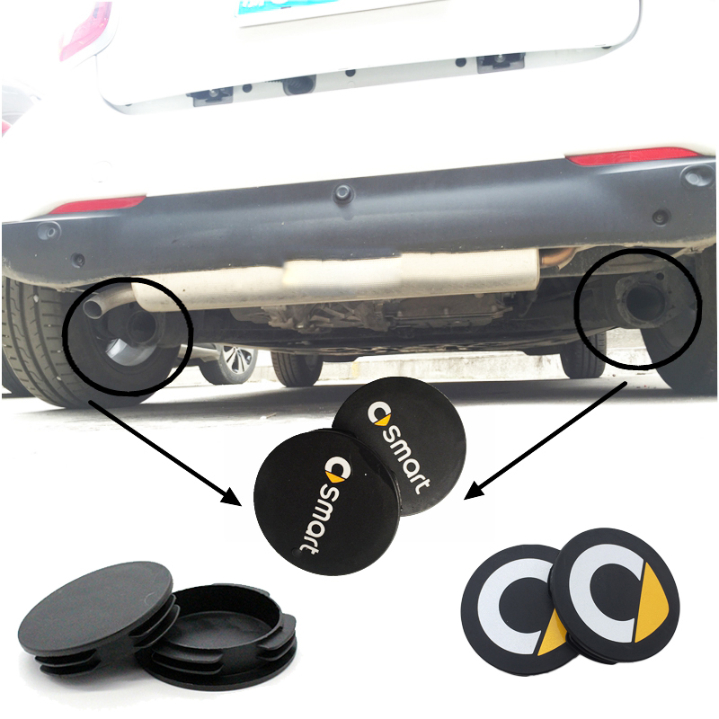 Waterproof Rust Protection Cover for Smart 451 450 Fortwo 453 Fortwo Forfour Car Styling Car Accessories Waterproof Hose Cover