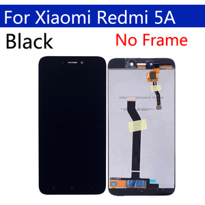 "Image 2 - 5.0"" Original For Xiaomi Redmi 5A Touch Screen Digitizer LCD Frame Assembly Replacement For Redmi 5a LCD Display 1280*720"