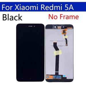 "Image 2 - 5.0 ""Original สำหรับ Xiaomi Redmi 5A หน้าจอสัมผัส LCD Digitizer Frame Assembly สำหรับ Redmi 5a จอแสดงผล LCD 1280*720"
