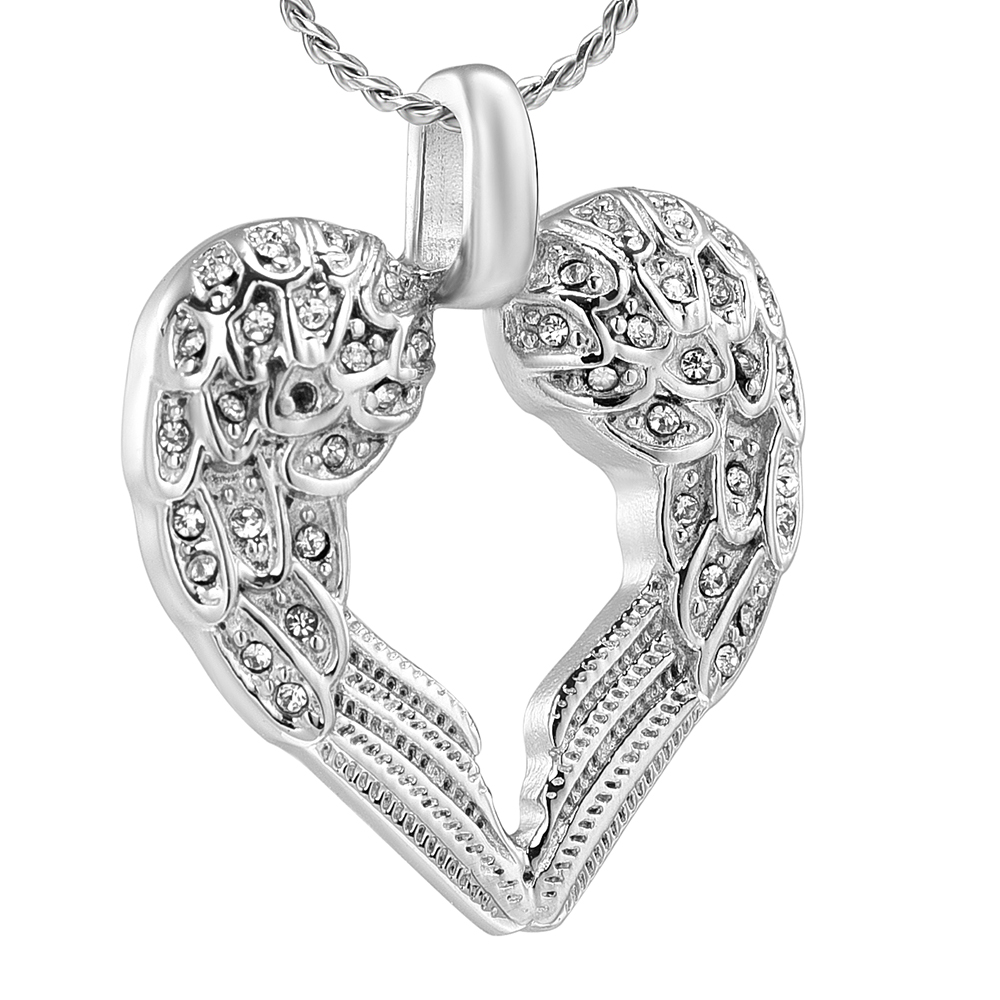 K9777-Crystal-Angel-Wings-Heart-Cremation-Jewelry-for-Ashes-Pendant-Urns-Pet-Human-Stainless-Steel-Memorial