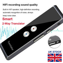 Translaty MUAMA Enence Utility Portable Translator Smart Instant Real Time Voice 40 Languages Hot Sale T8