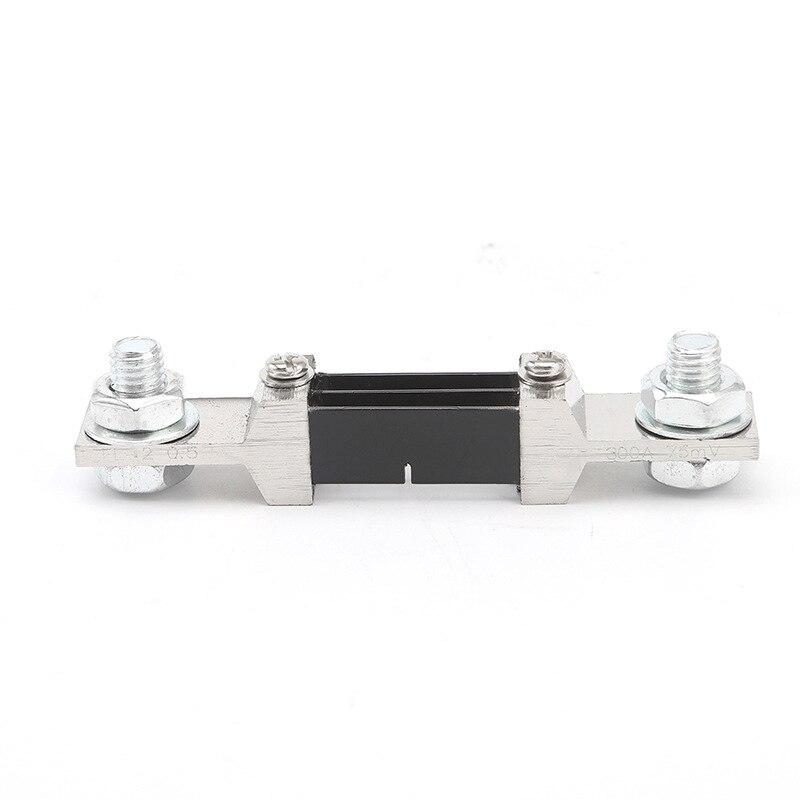 Внешний шунт FL-2B 300 а/75 мВ 1 шт., измеритель тока, шунт, резистор для цифрового амперметра, амперметра, вольтметра, Ваттметра