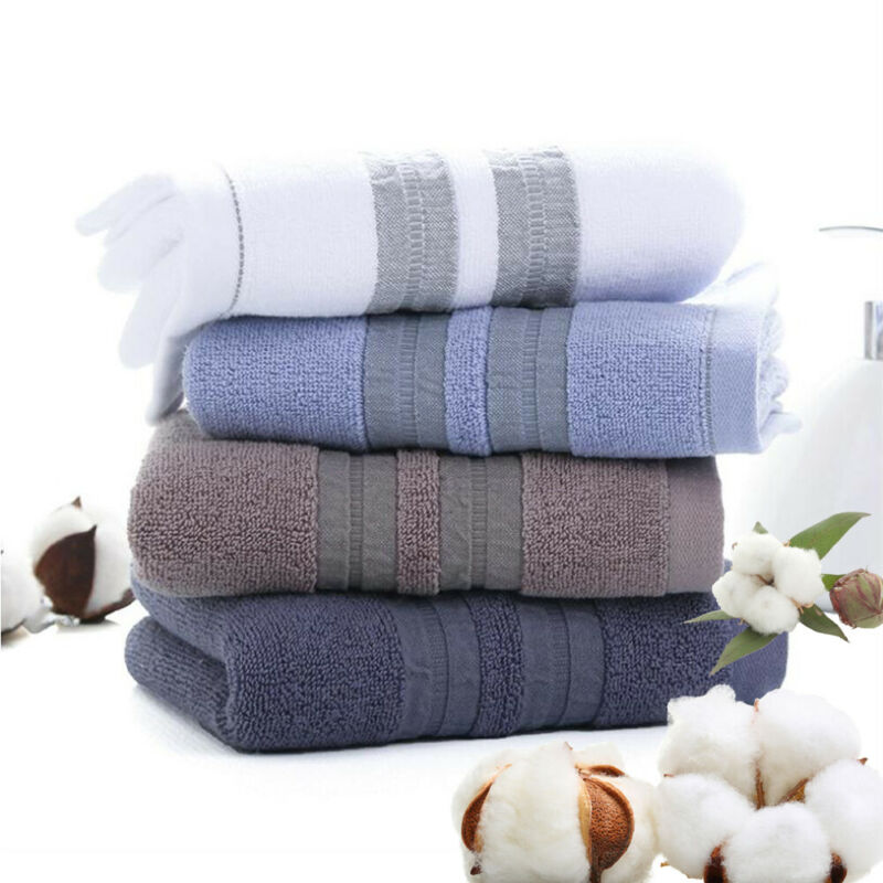 New Arrival Soft Cotton Bath Towels For Adults Absorbent Terry Luxury Hand Bath Beach Face Sheet