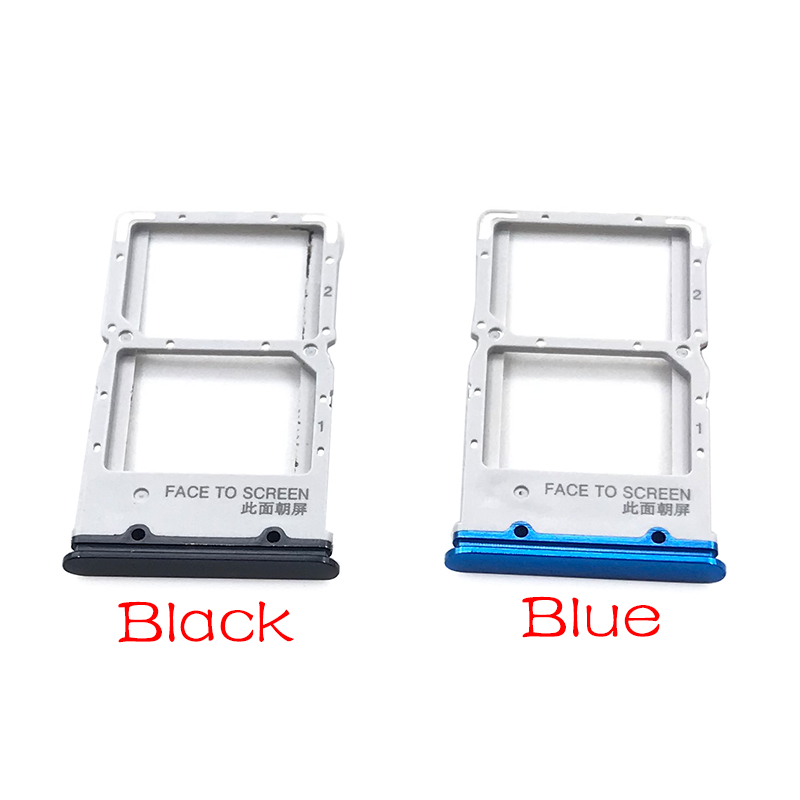 New For Xiaomi Redmi K20 K20 Pro For Xiaomi Mi 9T <font><b>SIM</b></font> Card Tray <font><b>Slot</b></font> Holder Replacement Parts image