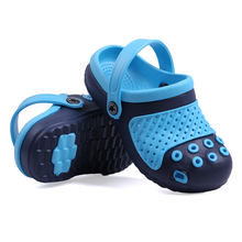 Детские летние садовые туфли для мальчиков детей размеры 24