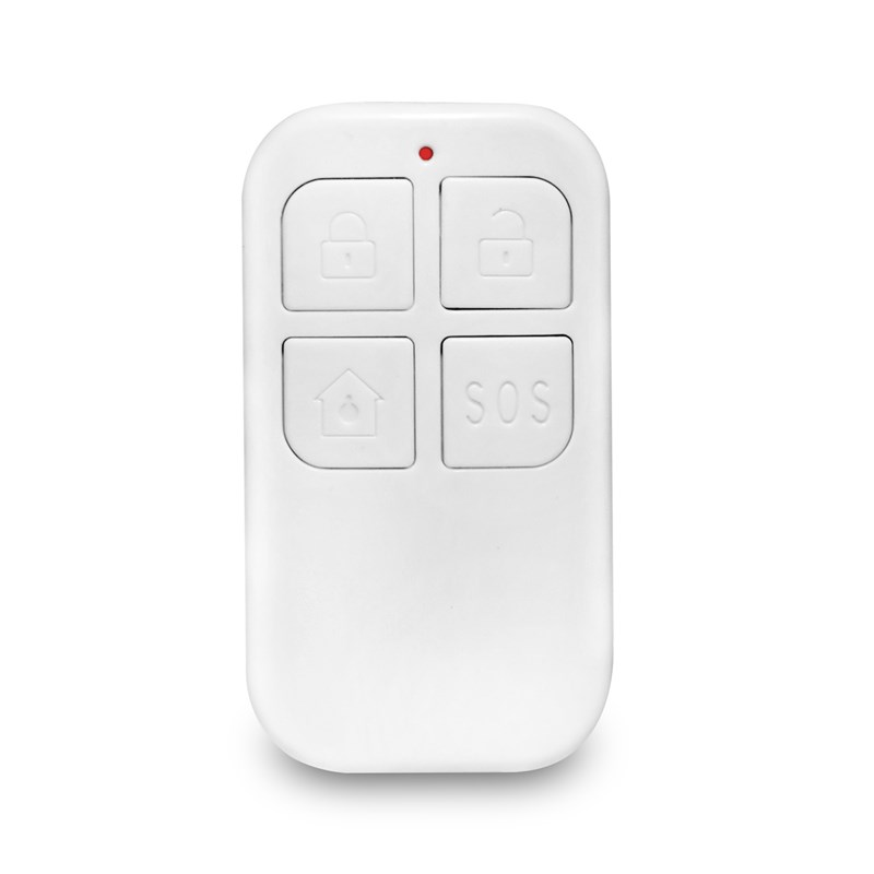 Wireless 433MHz Remote Control For GSM WiFi Home Intrusion Security Alarm System Panel Arm And Disarm