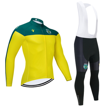 Maillot deportivo de manga larga para hombre, Maillot deportivo para bicicleta de...