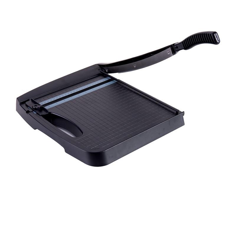 8051A Manual Paper Cutter A4 Photo Paper Cutter Precise Positioning And Cutting Photo Paper/Label Paper/Copy Paper/Coated Paper