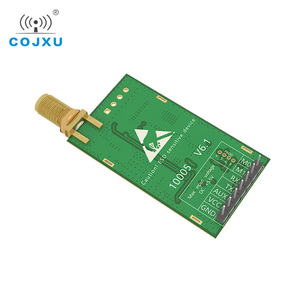 Image 3 - 433MHz TCXO طويلة المدى E61 433T30D جهاز الإرسال والاستقبال اللاسلكية وحدة الإرسال والاستقبال UART البيانات