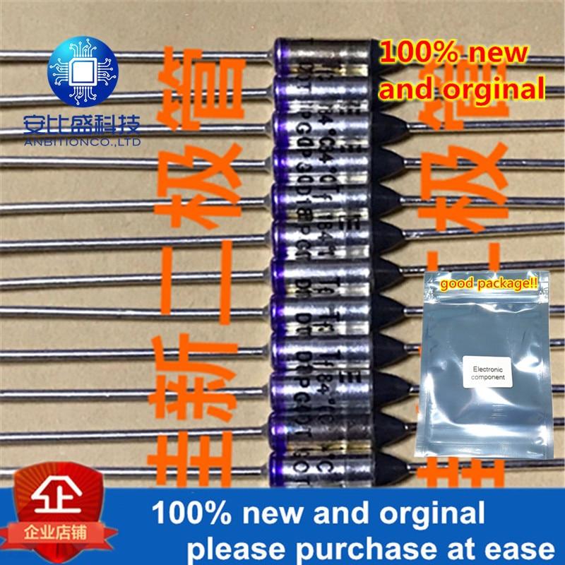 25pcs 100% New And Orginal  Sensors 250VAC 10A 184°C Metal Case Temperature Fuse In Stock