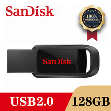 SanDisk CZ61 USB Flash Drive 128 GB/64 GB/32 GB/16 GB Pen Drive Pendrive USB flash USB de memoria de disco 2,0(China)