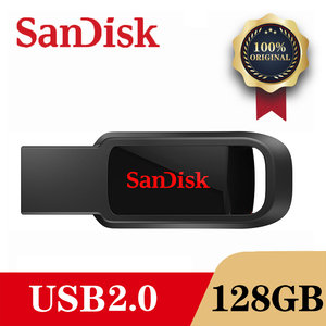 SanDisk CZ61 USB Flash Drive 128GB/64GB/32GB/16GB Pen Drive Pendrive USB 2.0 Flash Drive Memory stick USB disk usb flash