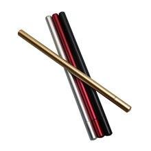 1 шт. 0,5 мм Простой стандартный на гелевую ручку творческие треугольник черные чернила для ручки записи офисные школьные принадлежности, бло...