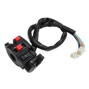 Kill переключатель света кнопка запуска двигателя дроссель переключатель для 150cc 200 250 300CC Quad ATV Quad Roketa US