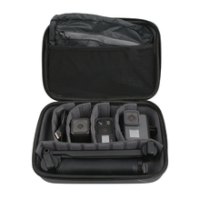 Portable Case DIY Travel Storage Bag for gopro hero 7 6 5 4 3+ Xiaomi yi 4K Mijia SJCAM EKEN SONY  sport Camera waterproof Box все цены