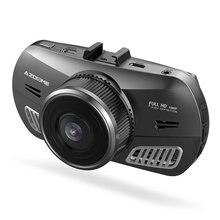 AZDOME Cámara de salpicadero M11 Original, 1080P, DVR, para coche, Mini Dashcam, doble lente, visión nocturna, GPS, Monitor de estacionamiento 24H