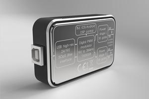 Image 4 - PowerDAC v2 E1DA Headphone Amp PEQ DSP BLE DAC and Cables