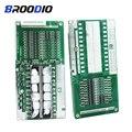 BMS 14S 48V 45A lto 18650 Li ion batterie au Lithium carte de Protection avec équilibreur Balance BMS PCB égaliseur Circuits communs|Batterie Accessoires| |  -