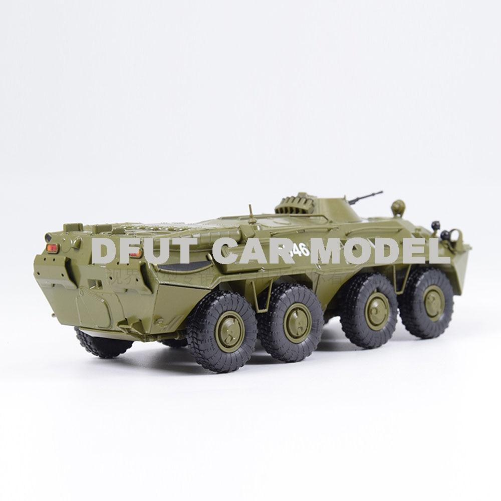BTR-80 Scale model 1:43