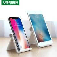 Ugreen-Soporte de teléfono Universal para iPhone, Xiaomi, Huawei, tableta, teléfono inteligente, soporte de escritorio portátil