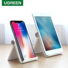 Ugreen Support de téléphone universel Support pour iPhone Xiaomi Huawei Support tablette Smartphone Support Support de bureau Portable pour téléphone