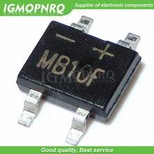 20 шт., выпрямительный мост MB10F SOP4 1000V SMD 1A MB10, новинка, оригинал, бесплатная доставка