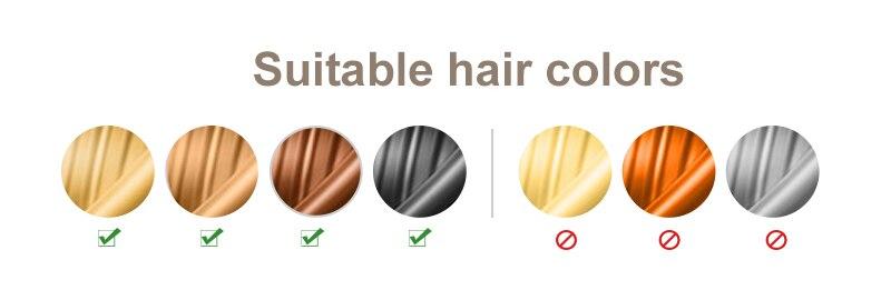 Remoção do cabelo do ipl do removedor