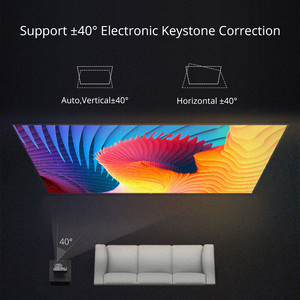 Image 3 - TouYinger K2 DLP Bluetooth Smart Android projector Wifi support FULL HD Video Mirroring 2GB RAM 32GB ROM home cinema movie 3D
