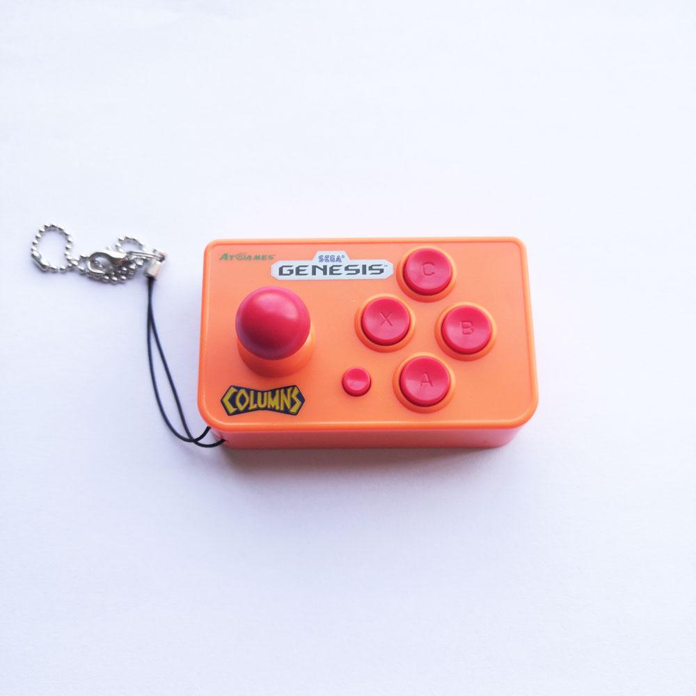 New Mini Arcade Nano Video Game Console Genuine Arcade Style Joystick  Built in 10 Game For sega  TV game console