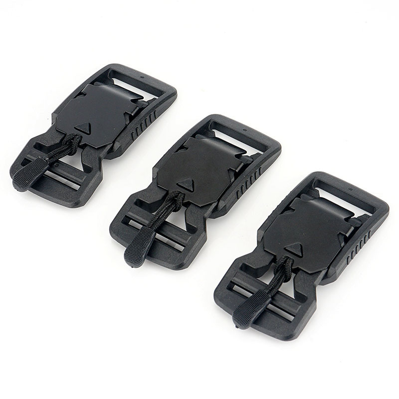 German Fidlock Magnetic Plug Buckle Function Of Tactical Belt Buckle V - Absorption Buckle25 LNCL Pulltap