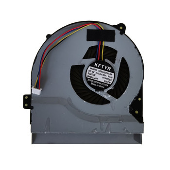 Новый вентилятор для процессора ASUS X552E X552M X552V X552D F552C X552W X552LD X552EA X552EP, вентилятор охлаждения процессора