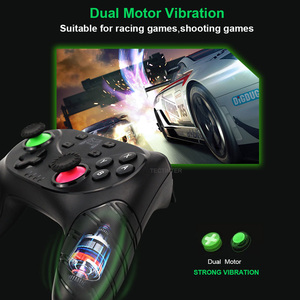 Image 2 - Game  Controller For Switch Console with 6 Axis  Wireless Bluetooth Gamepad For Nintendo Switch Pro Controller NS Switch