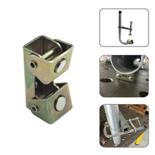 1PC Magnetic V-type Clamps V Shaped Magnetic Welding Holder Welding Fixture Adjustable Magnetic V-Pads Strong Hand Tool