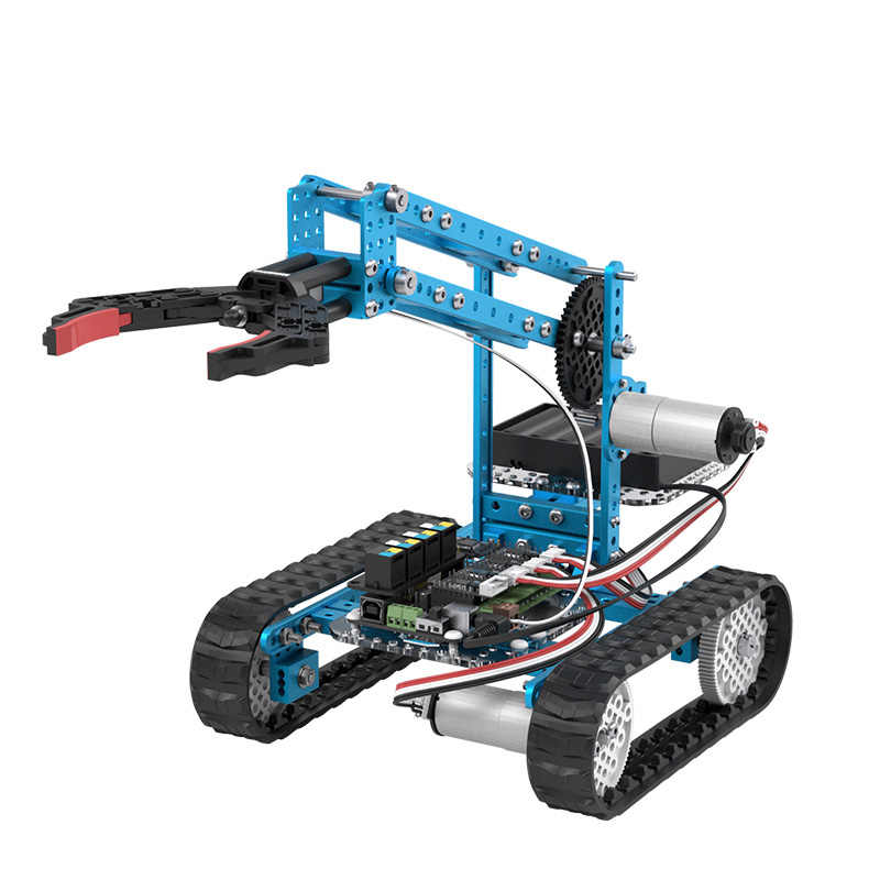Makeblock DIY Ultimate ROBOT KIT-Premium Quality - 10-in-1 หุ่นยนต์-STEM Education - Arduino - Scratch 2.0 สำหรับเด็กอายุ 14 +