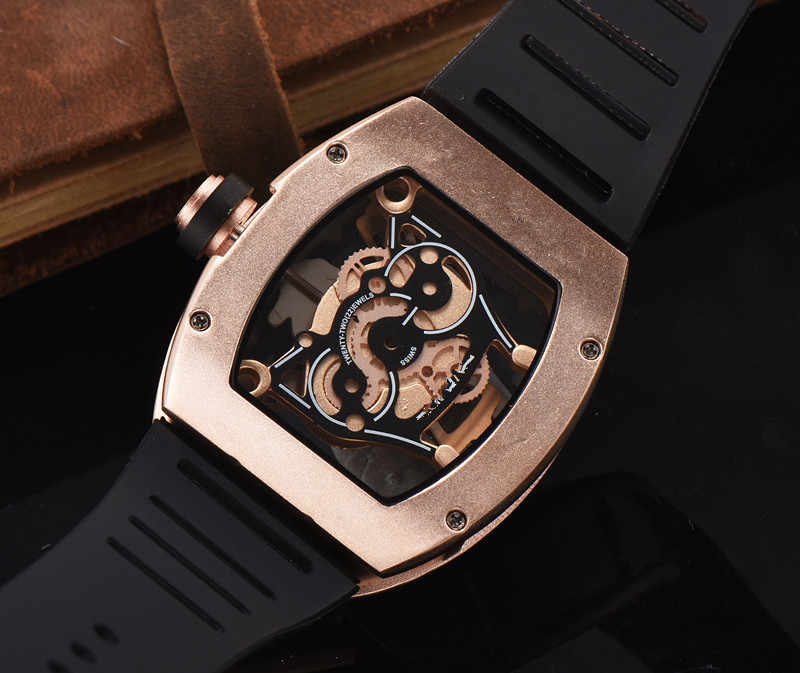 Dual Silver ธุรกิจนาฬิกาผู้ชายเหล็กสีแดงกีฬา QUARTZ Chronograph นาฬิกา DZ สไตล์ Relogio Masculino