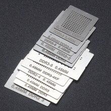 12pcs/set BGA Reballing Stencils DDR DDR2 DDR2-2 DDR2-3 DDR3-2 DDR3-3