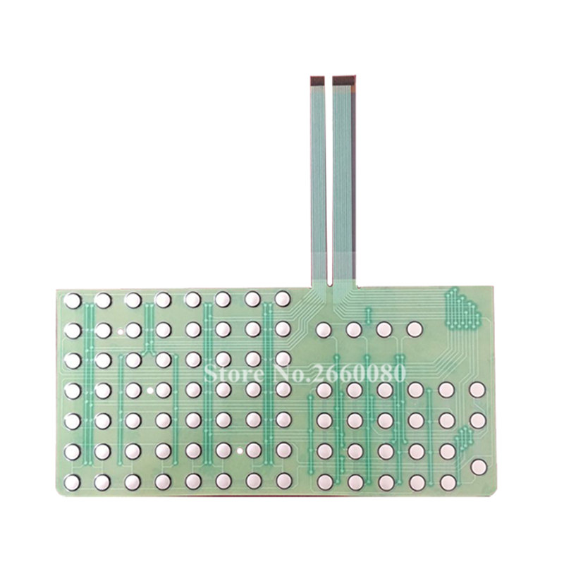 Teclado interior digital circuito interno para Digital SM80 SM90 sm90piezas SM100 SM110P SM110P + sm100piezas básculas P/N: 41900905000263 _ #09 #