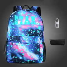 Backpack for Teenagers 2020 Trend Luxury Beach Big Bookbag Fashion Kawaii Casual Designer Bags Male Brand Travel Backpacks Anime
