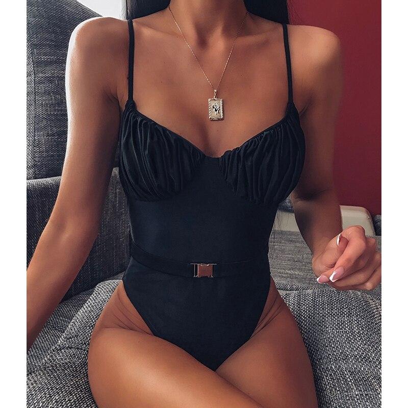 Stylish Women's Monokini Swimsuit