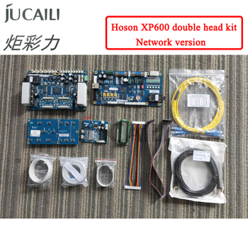 Jucaili Double head Hoson Board for Epson xp600/4720 printhead board kit ECO Solvent/ UV flatbed printer Network version - discount item  2% OFF Office Electronics