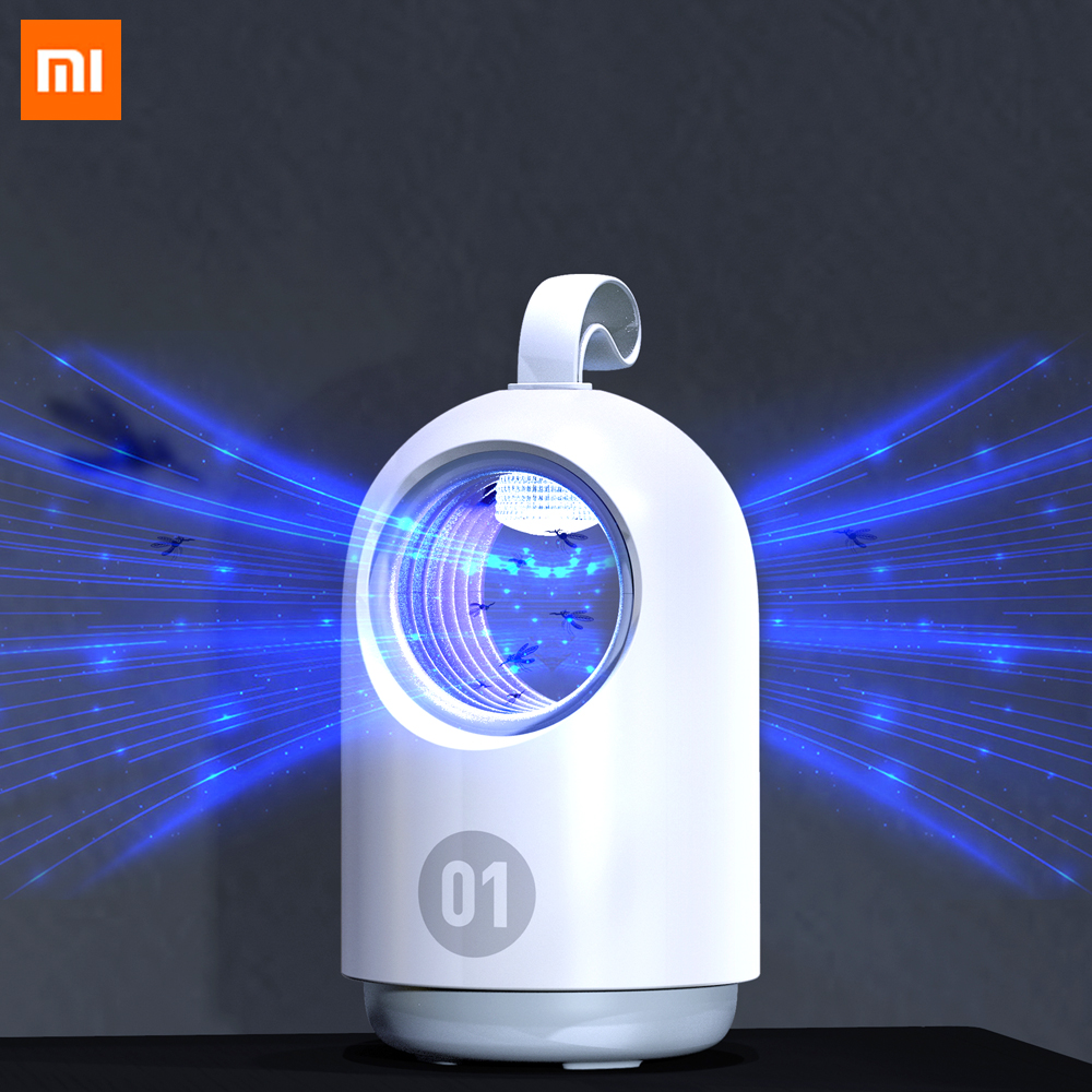 Xiaomi Mijia Mosquito Killer Lamp USB Electric Household Photocatalyst Mosquito Killer Light Mosquito Repeller For Smart Home