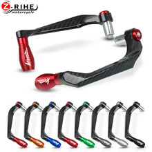 Motorcycle Accessories Brake Clutch Lever Hand Guard Handle Falling Protection For Aprilia RSV4 RR 1100 2018 2019 2010 2020 ON