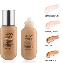 Get more info on the LULAA Soft Matte Liquid Foundation Makeup Base Nude Face Cover Concealer Long Lasting Makeup Natural Oil Control Maquiagem